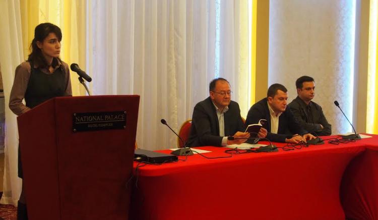 Станислав Владимиров в Сливен: Младите трябва да участват активно в политическия дебат